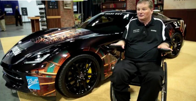 Paralyzed Racer Gets First Semi-Autonomous Driver's License In The U.S.