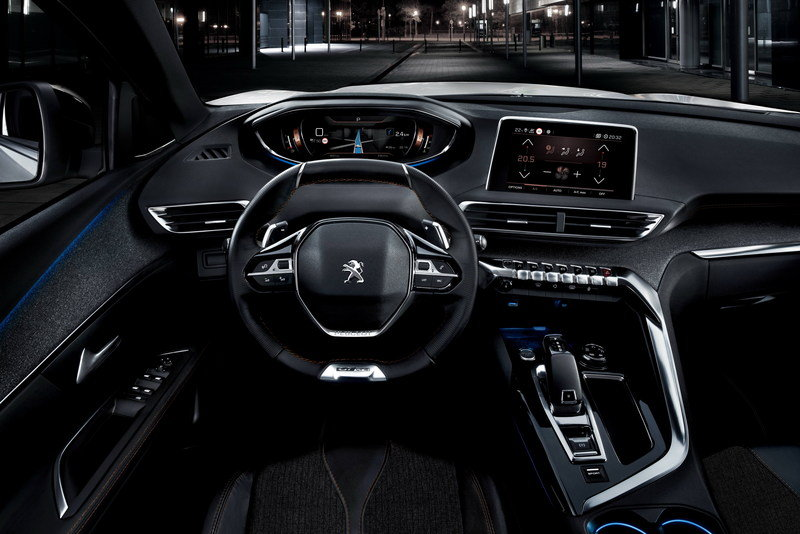 2017 Peugeot 5008 High Resolution Interior - image 687477
