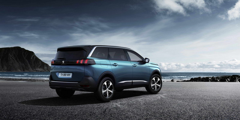 2017 Peugeot 5008 High Resolution Exterior - image 687469