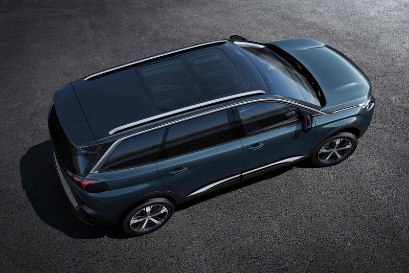 2017 Peugeot 5008 High Resolution Exterior - image 687470