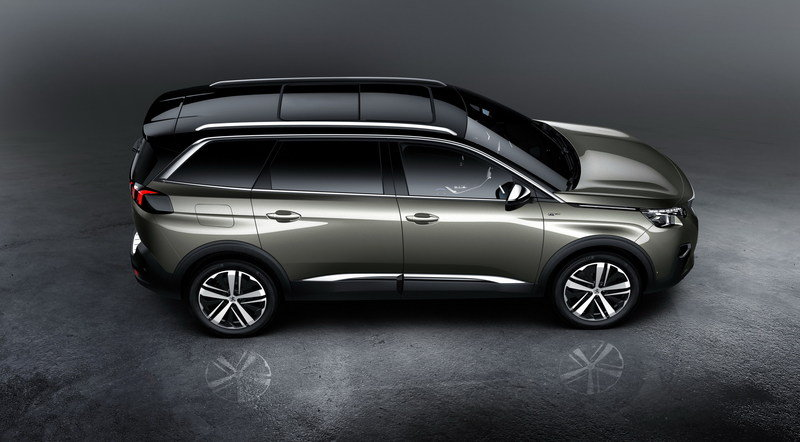 2017 Peugeot 5008 High Resolution Exterior - image 687472