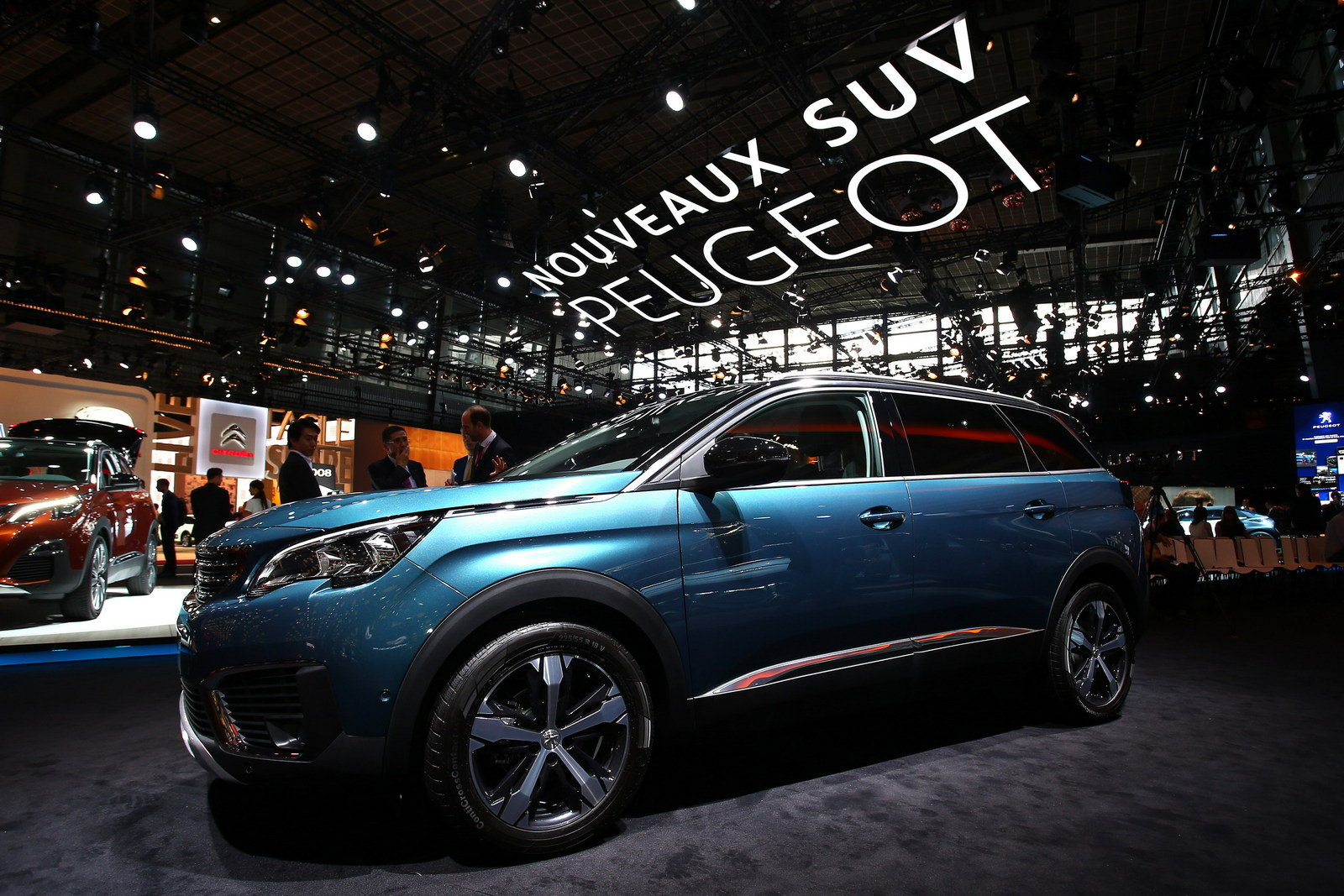 2017 peugeot 5008 picture 690519 car review top speed. Black Bedroom Furniture Sets. Home Design Ideas