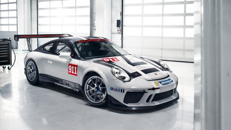 Porsche 911 GT3 Cup Debuts with New Engine and Aerodynamic Enhancements