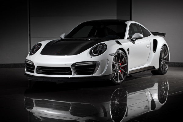 Porsche 911 Turbo S Stinger GT3 Gen.2 By Top Car