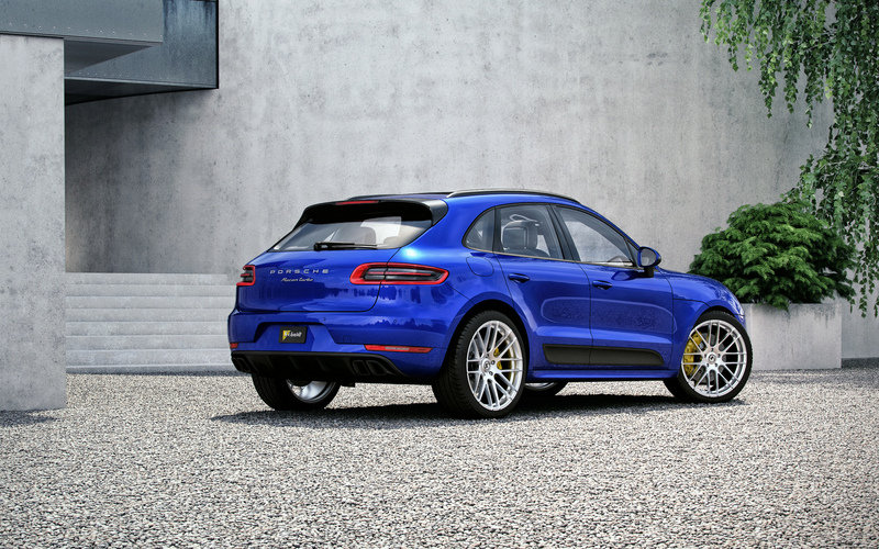 2016 Porsche Macan Turbo By Wimmer RS High Resolution Exterior - image 687793