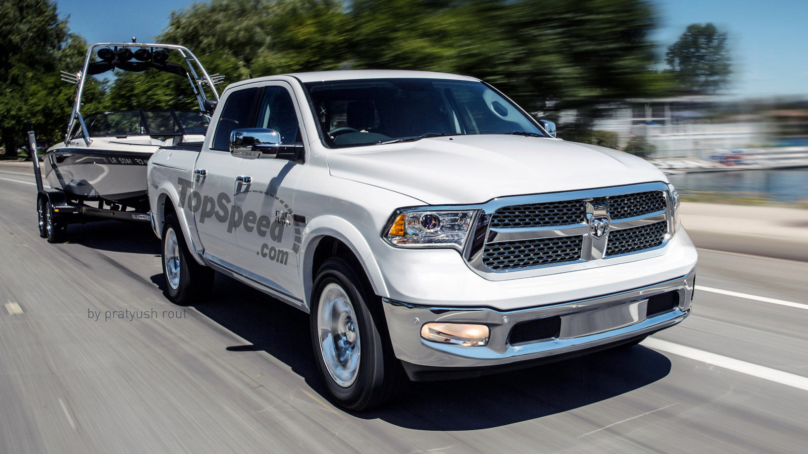 Sterling Heights Dodge >> Next-Generation Ram 1500 Debuting At The 2018 Detroit Auto ...