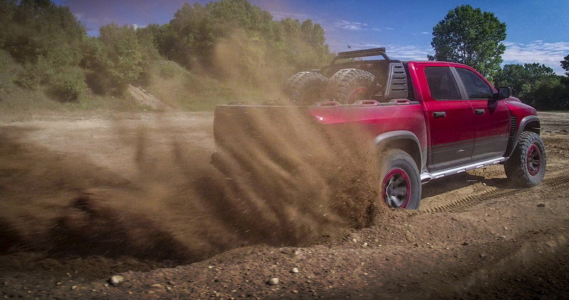 New Leaks Give Us an Incredible Look at the Ram Rebel TRX's Interior and Engine Bay
