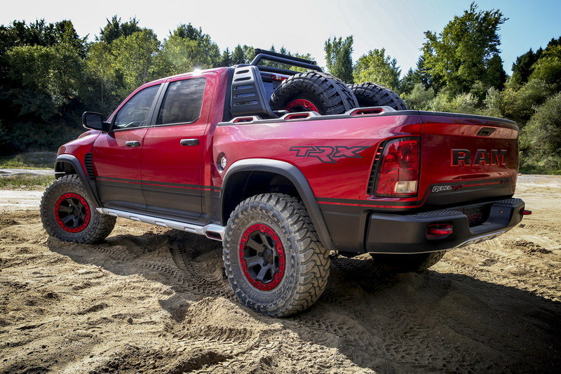 The 2021 Ram Rebel TRX Expected To Launch In June High Resolution Exterior - image 690419