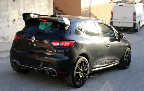 2018 renault clio r s 16 car review top speed. Black Bedroom Furniture Sets. Home Design Ideas