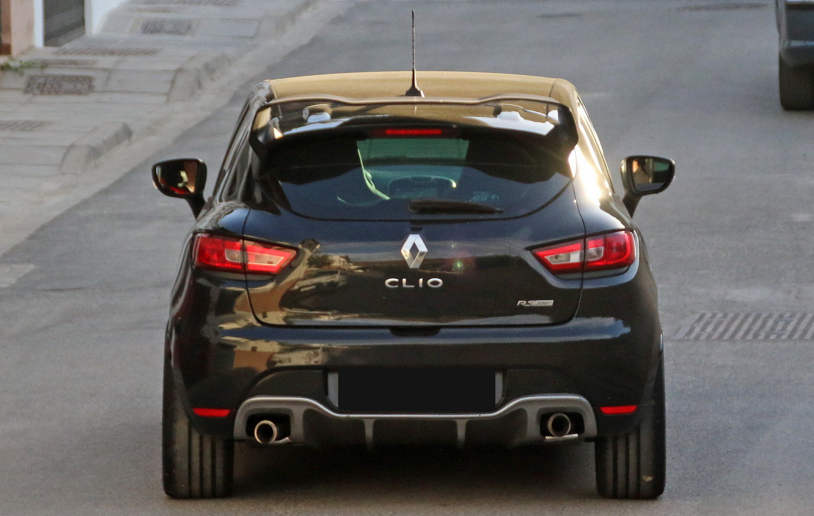 2018 renault clio r s 16 picture 688468 car review top speed. Black Bedroom Furniture Sets. Home Design Ideas