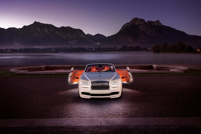 2016 Rolls-Royce Dawn By Spofec High Resolution Exterior - image 687599