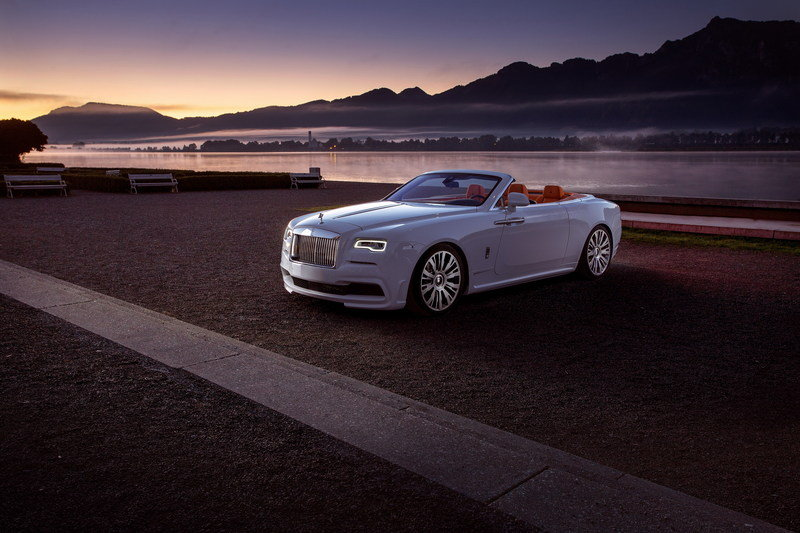 2016 Rolls-Royce Dawn By Spofec High Resolution Exterior - image 687600