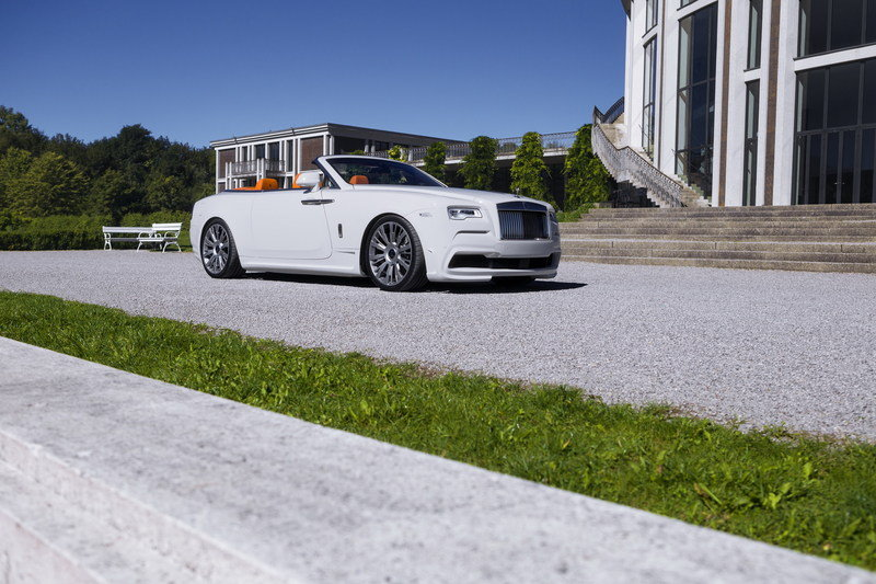 2016 Rolls-Royce Dawn By Spofec High Resolution Exterior - image 687601