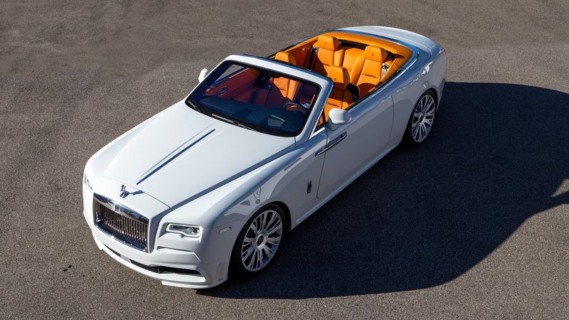 2016 Rolls-Royce Dawn By Spofec