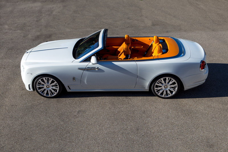 2016 Rolls-Royce Dawn By Spofec High Resolution Exterior - image 687591