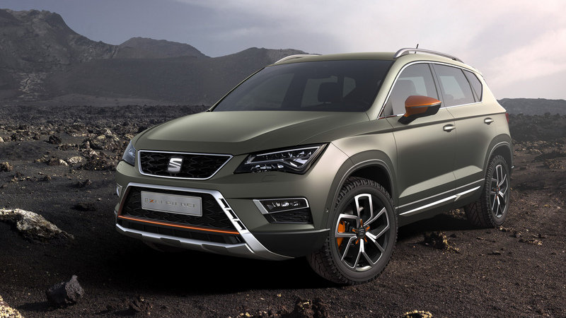 2016 Seat Ateca X-Perience High Resolution Exterior - image 689153