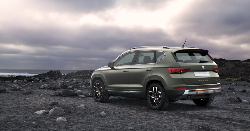 2016 Seat Ateca X-Perience High Resolution Exterior - image 689087