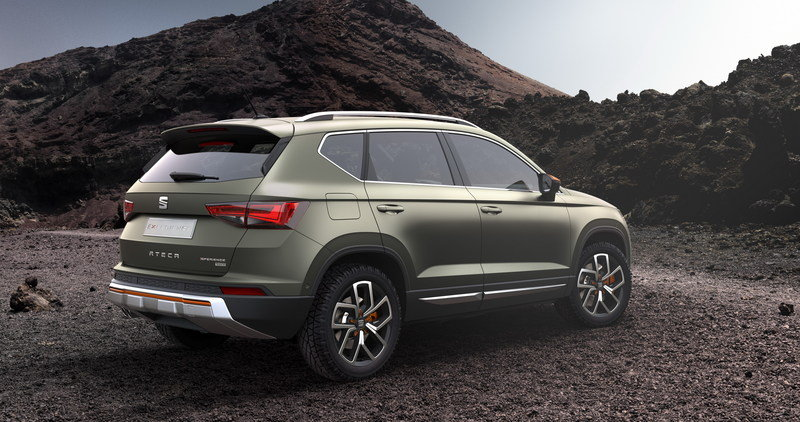 2016 Seat Ateca X-Perience High Resolution Exterior - image 689088