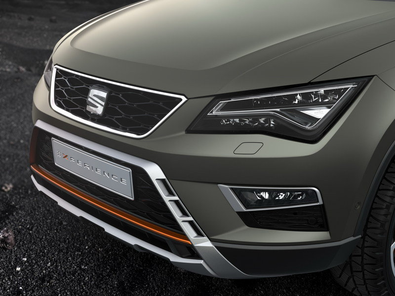 2016 Seat Ateca X-Perience High Resolution Exterior - image 689091