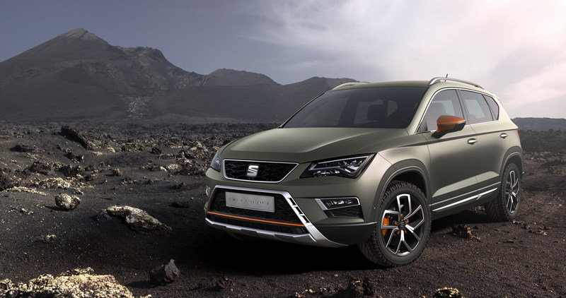 2016 Seat Ateca X-Perience High Resolution Exterior - image 689086