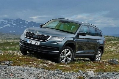 Skoda Kodiaq Leaked Online Before Official Debut