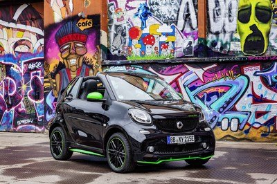2017 Smart ForTwo Electric Drive - image 689175