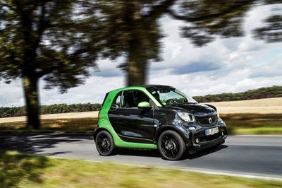 2017 Smart ForTwo Electric Drive - image 689210