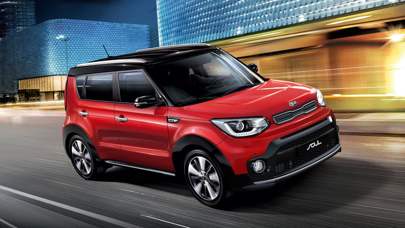 The Most Powerful Kia Soul Ever Built Rolled into the Paris Motor Show