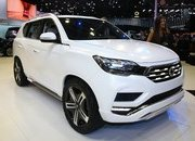 The SsangYong LIV-2 Proves That You Don't Have to Sacrifice Luxury to go Off Road - image 690661
