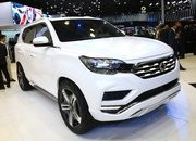The SsangYong LIV-2 Proves That You Don't Have to Sacrifice Luxury to go Off Road - image 690656