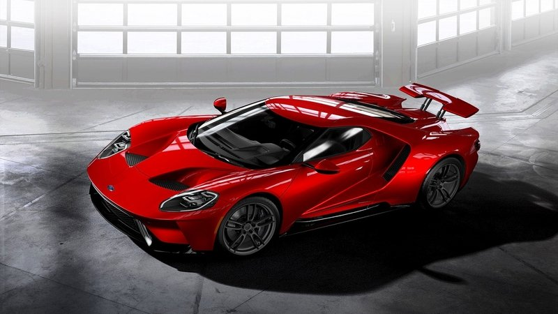 Three Ford Gt Prototypes Caught Speeding In Colorado