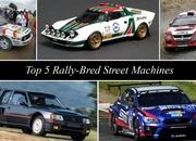 TopSpeed's Top 5 Rally-Bred Street Machines - image 687570