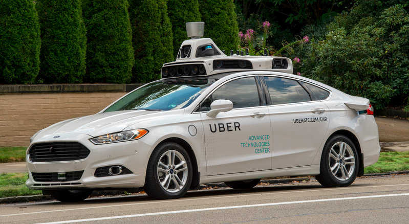 Uber Moves to Resume Autonomous Testing on Public Roads