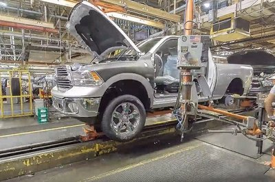 Watch the Ram 1500 Assembly Process: Video