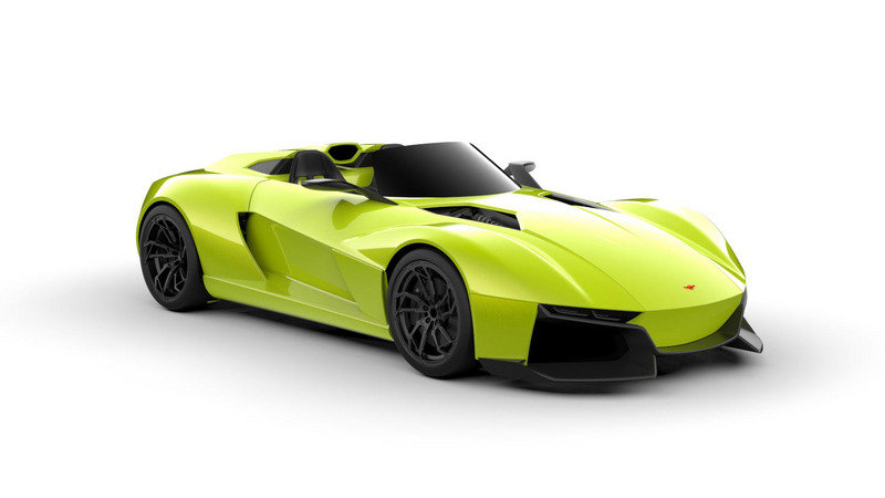 You can Configure Your Own Rezvani Beast
