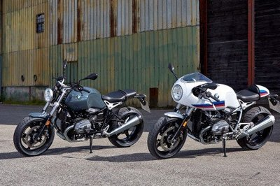 BMW Doubles The Size Of The R nineT Family With Two New Models