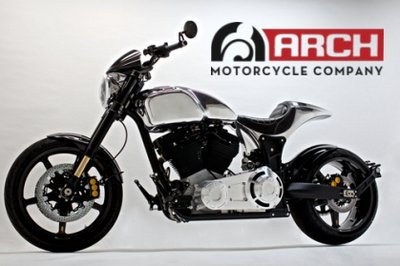 2016 - 2017 Arch Motorcycle KRGT-1