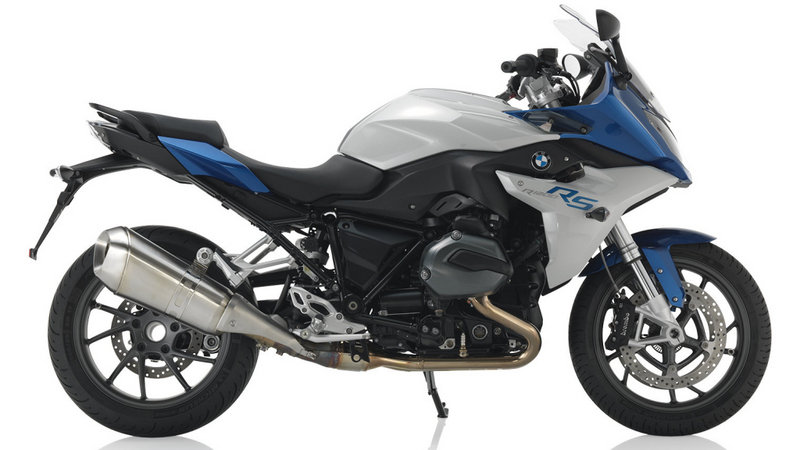2015 - 2017 BMW R 1200 RS
