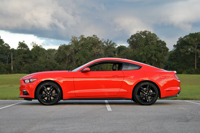 2016 Ford Mustang EcoBoost – Driven | Top Speed