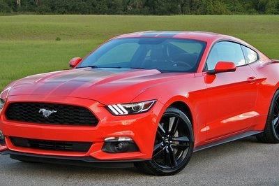 2016 Ford Mustang Ecoboost Driven Top Speed