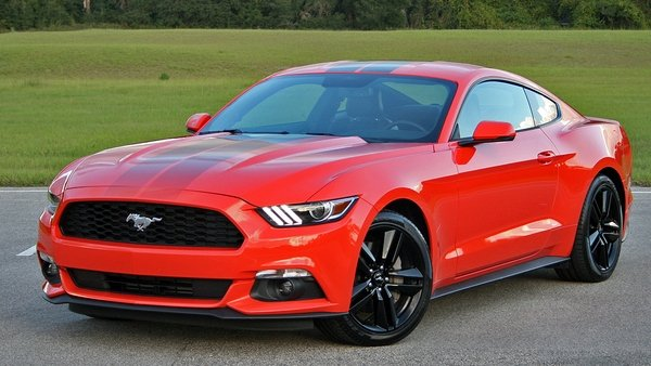 Ford Mustang EcoBoost – Driven