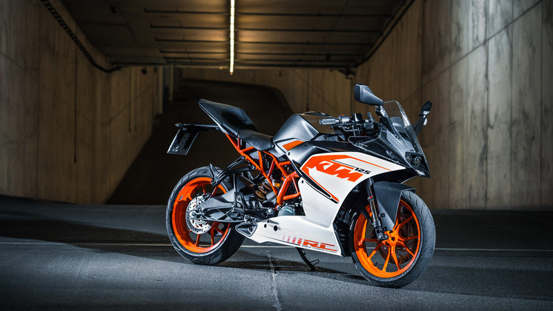 2017 Ktm Rc 125 Rc 390 Gallery 693549 Top Speed