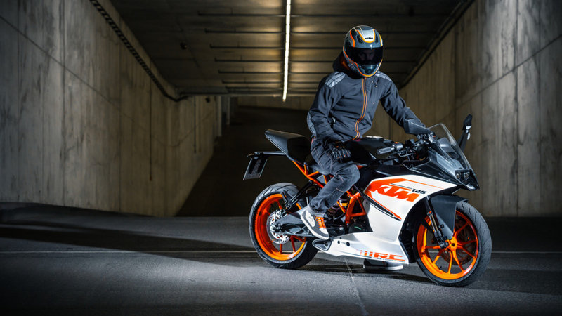 2017 Ktm Rc 125 Rc 390 Gallery 693550 Top Speed