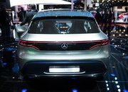 Mercedes EQC vs Mercedes Generation EQ Concept - image 691257