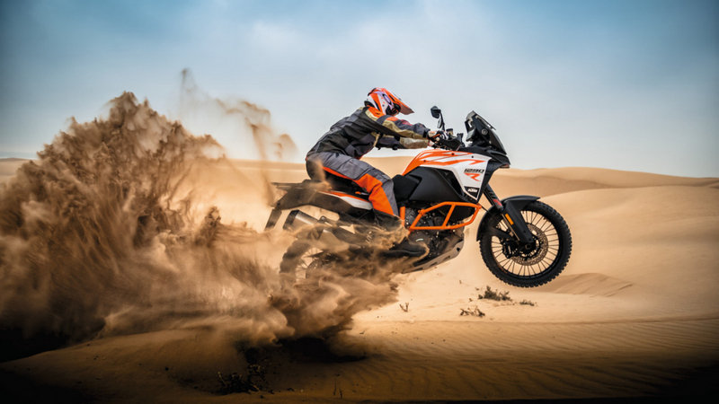 KTM Reveals Adaptive Cruise Control And Blind Spot Detection | Top Speed