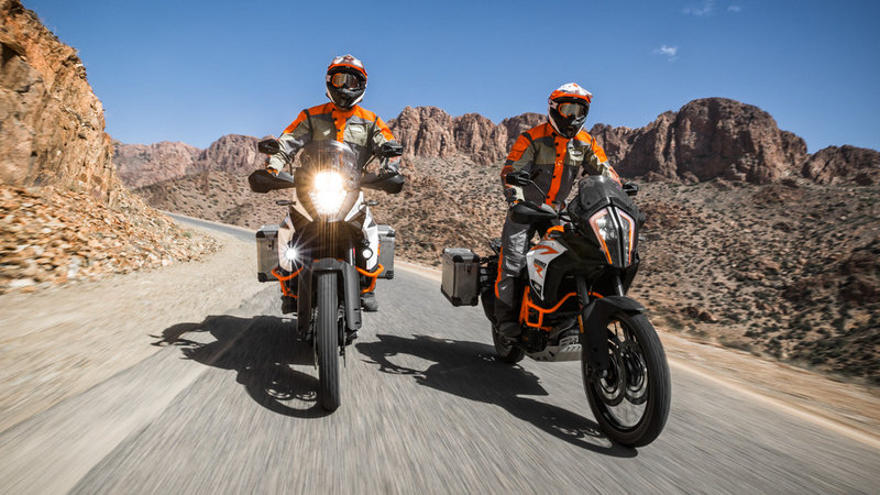 KTM Expands Adventure-Bike Line For MY17