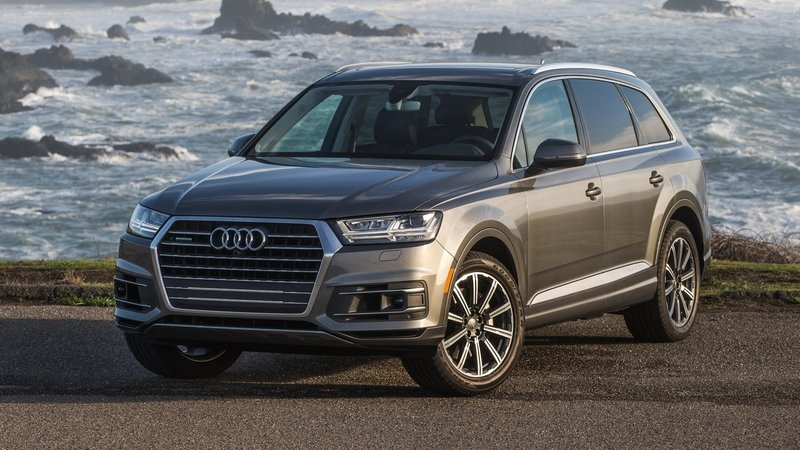 2017 Audi Q7 Gets New 2.0 Liter Four-Cylinder Engine