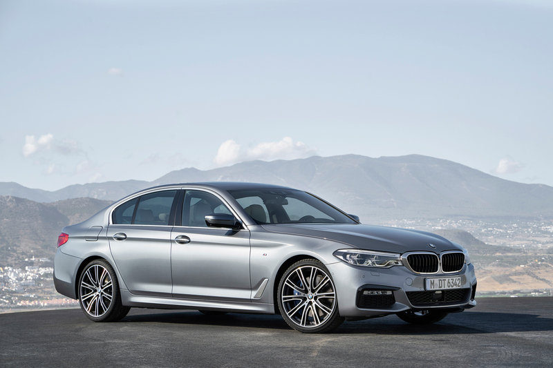 2017 BMW 5 Series High Resolution Exterior - image 691796