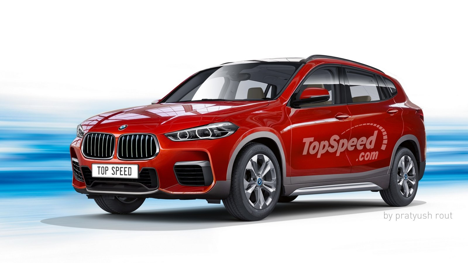 bmw x2 2017 2017 bmw x2 finally rendered looks compact. Black Bedroom Furniture Sets. Home Design Ideas