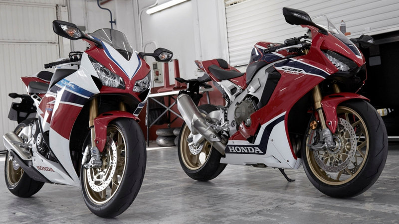 Honda Reveals Its Redesigned 2017 CBR1000RR Line